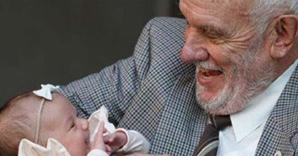 【※一体どうやって!?】特殊な体質を持ち、240万人もの子どもを救ったおじいさん。その不思議な力とは・・・?