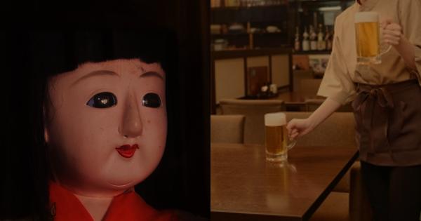 【※ちょっと怖い話】俺『夢に日本人形が出てきて『十桁の数字』を言ってくる・・・』目が覚め、数字をメモるとそれは電話番号!近くの居酒屋のものだった・・・その居酒屋に行ってみると・・・